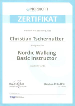 Nordic Walking Trainer